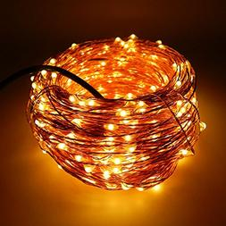 ER CHEN 165ft Led String Lights,500 Led Starry Lights on 50m