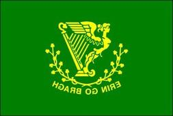 Erin Go Bragh Flag Ireland Forever 2 x 3 Foot Irish Banner 2