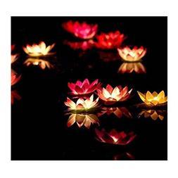 Lilith li Festive Party Solo Pond Water Blew Lamp Wishing La
