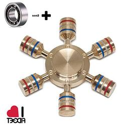ILoveFidget Fidget Hand Spinner EDC Toy, Customizable spinne