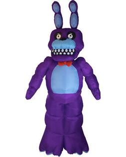 Five Nights At Freddy's Bonnie Inflatable Yard Decoration
