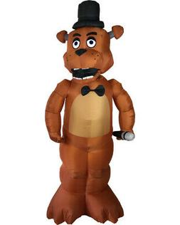 Five Nights At Freddy's Freddy Fazbear Inflatable Yard Decor