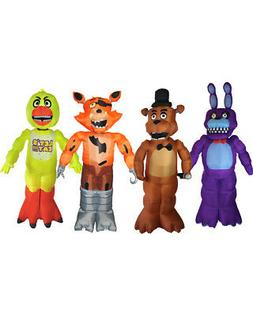 Five Nights At Freddy's Inflatable Yard Decorations Collecto
