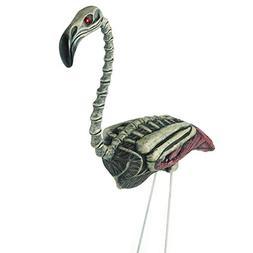 Flamingo Zombie Yard Stake
