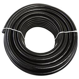 - HydroMaxx® Black Flexible PVC Pipe for Koi Ponds, Irriga