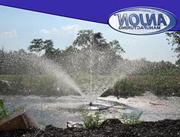 Anjon Floating Fountain AFF10100 1HP Fountain