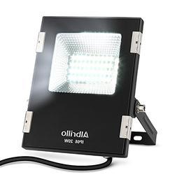 Albrillo 20W LED Flood Light Outdoor 200W Halogen Bulb Equiv