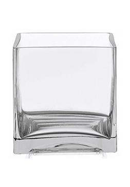 Royal Imports Flower Glass Vase Decorative Centerpiece for H