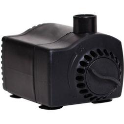 Aquanique 140 GPH Fountain Pump with Low Water Auto Shutoff