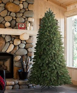 Tree Classics Classic Fraser Fir Artificial Christmas Tree,