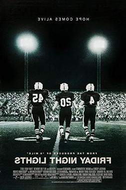 Blooming flowers Friday Night Lights poster 24x36inches