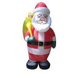 Frito Lay Inflatable Santa Claus Figurine Lay's Doritos Tost