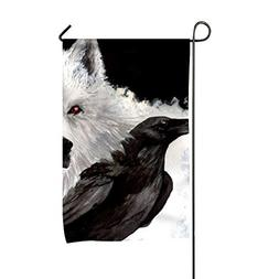 Lucy Curme Game of Thrones Seasonal Garden Flag, Double-Side