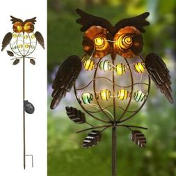 TAKE ME Garden Solar Lights Outdoor,Solar Powered Stake Ligh