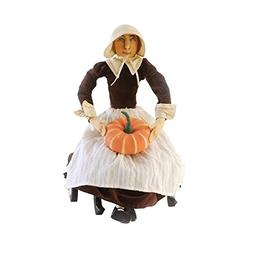 Gallerie II Gathered Traditions Prudence Pilgrim Collectible
