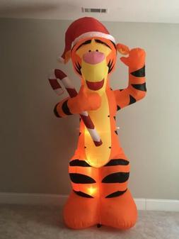 Gemmy Prototype Christmas Airblown Inflatable Disney Tigger