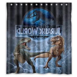 "CozyBath Dog Waterproof Polyester Fabric 60"" x 72"" Shower Cu"