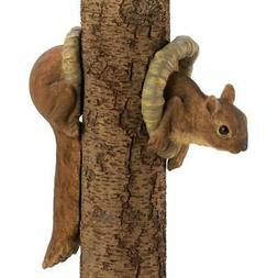 """Gifts Outdoor Dcor """" Decor Squirrel Yard Statue Tree Faces G"""