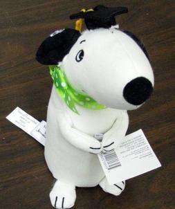 Hallmark Graduation Autograph Dog W/ Marker