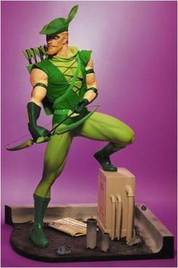 Green Arrow Mini Statue