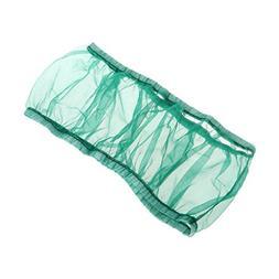 Richi Green Nylon Mesh Bird Seed Catcher Guard Net Cover She