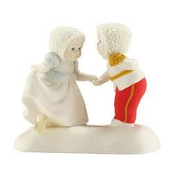 Department 56 Snowbabies Guest Collection Prince Tries Glass