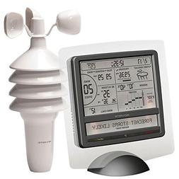 AcuRite 9.75 in. H Digital Weather Station with Weather Tick