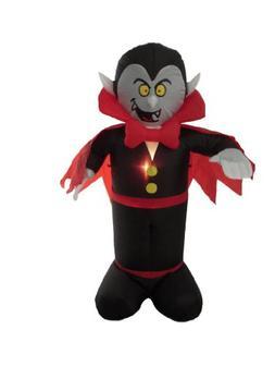 4 Foot Halloween Inflatable Dracula Vampire Yard Decoration