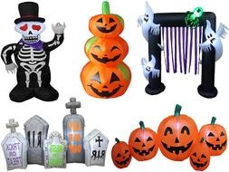 Halloween Inflatables Airblown Yard Decoration Outdoor/Indoo