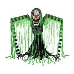 Halloween LIFESIZE CARNIVAL CLOWN  UNDERWORLD MASTER CIRCUS