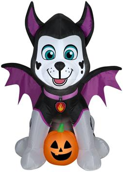 Halloween Marshall Gemmy Inflatable 4.5' Outdoor Decorations