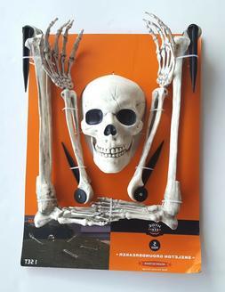 Halloween Skeleton Groundbreaker Decor - Hyde and Eek! Bouti