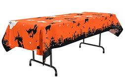 2PCS Halloween Table Cover/Cloth Decorations - Party Tablecl