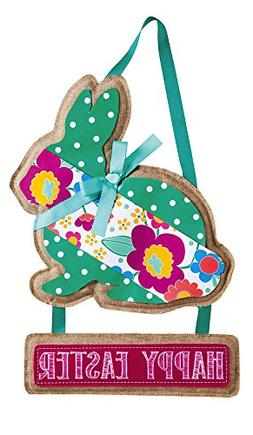 Happy Easter Bunny Door Hanger