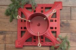 John Wright 61-701 Heirloom Treestand - Red