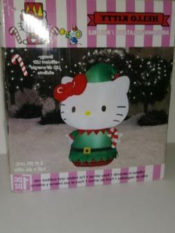 Hello Kitty Gemmy Inflatable Airblow LED Christmas