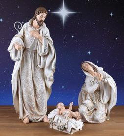 "3 Piece Holy Family Nativity Figures 22.5"""