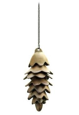 SPI Home 32730 Large Pinecone Wind Chime
