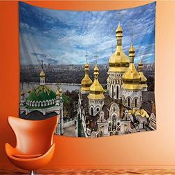 Home Decor Kiev Ukraine Cupolas of pechersk lavra Monastery