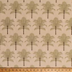 Home Decor Palm Trees Tropical Tommy Bahama Upholstery Fabri
