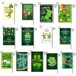 Home Garden Flags Irish St.Patrick's Day Mini Yard Banner Ga