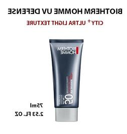 BIOTHERM Homme UV Defense City Plus Ultra Light Texture 50 S