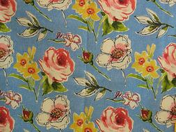 """""""HS IN BLOOM""""- Home Seasons - Cotton Home Decor Fabric * By"""