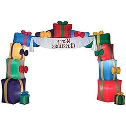 I2ft Inflatable Airblow Holiday Christmas Presents Lighted O