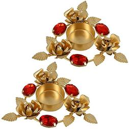 Indian Home Decorations Christmas Gifts Lights Candle Holder