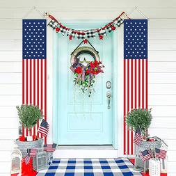 Indoor Outdoor Patriotic Decorations for Labor Day-4th of Ju
