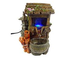 Indoor Tabletop Fountain Water House