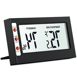 AMIR Indoor Digital Hygrometer Thermometer, Humidity Monitor