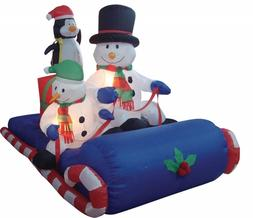 Inflatable Christmas Decor Indoor Outdoor Holiday Yard  Deco