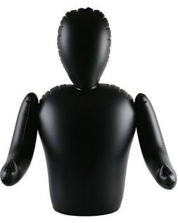 Inflatable Half Body Blank Person Yard Decoration